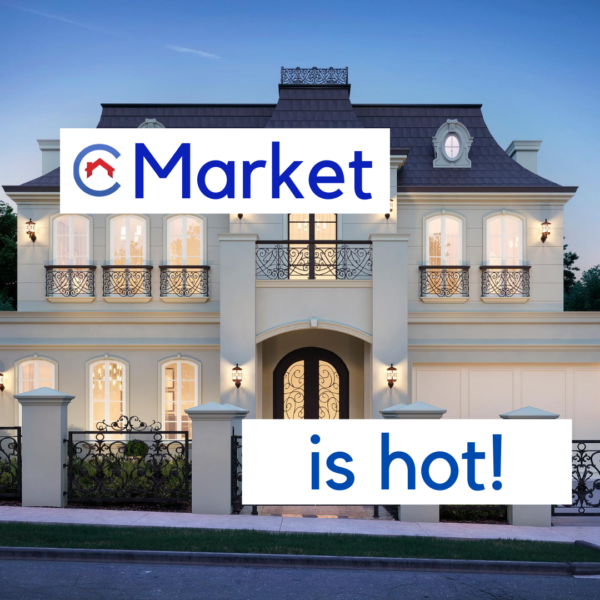 Why is the housing market so hot!