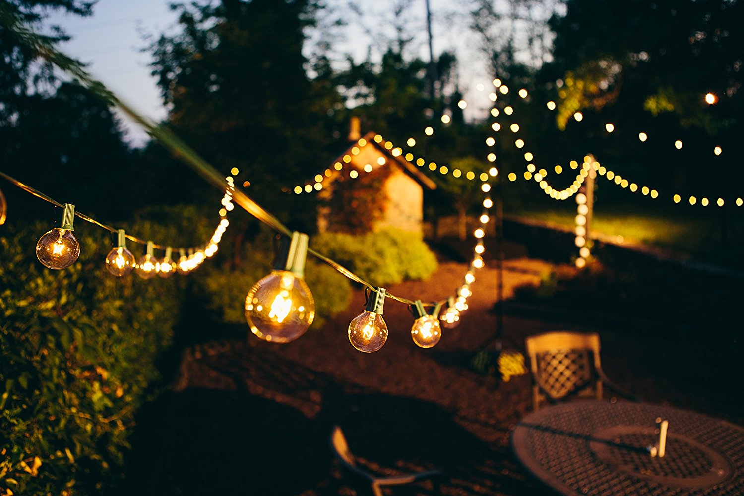 5 Fun Outdoor Lighting Options Caron